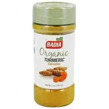 Badia Spice, 95% organic, Tumeric, Ground , 2 oz ( Value Bulk Multi-pack)