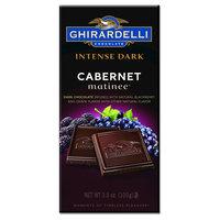 Ghirardelli Choco Bar Dark Cabernet Matinee