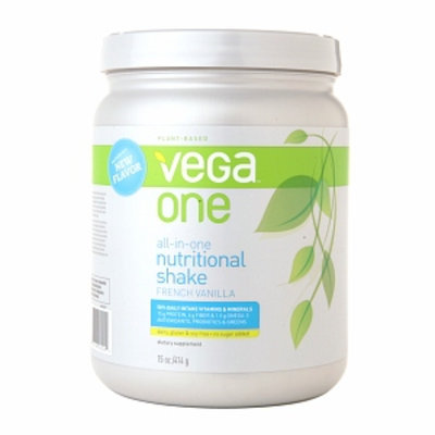 Vega One All-In-One Nutritional Shake French Vanilla