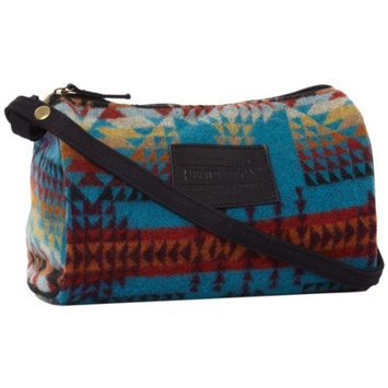 Pendleton Dopp Bag With Strap [Black, One Size]