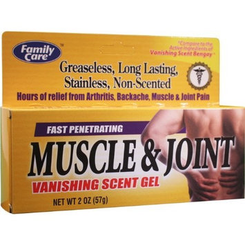 Family Care Muscle & Joint Pain Relief