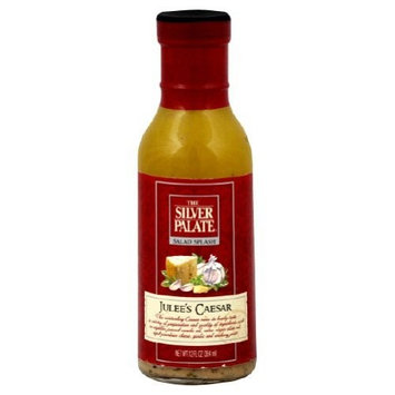 Silver Palate, Drssng Julees Caesar Splsh, 12 OZ (Pack of 12)