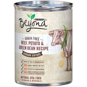 Purina Beyond Ground Entree Grain Free Beef, Potato and Green Bean