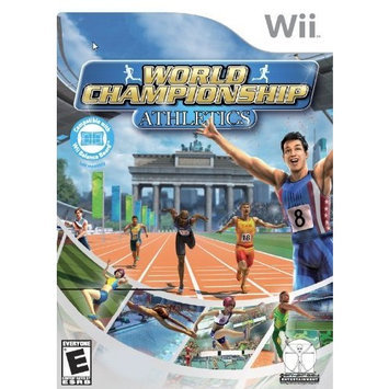 Crave Entertainment World Championship Athletics - Nintendo Wii