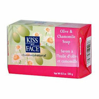 Kiss My Face Corp. Kiss My Face Bar Soap Olive and Chamomile 8 oz