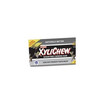 Gum-Licorice Sugar Free-Low Carb Xylichew 12 pc Pack
