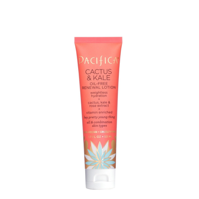 Pacifica Cactus & Kale Oil-Free Renewal Lotion
