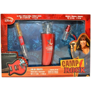Disney 'Camp Rock' 3-piece Gift Set