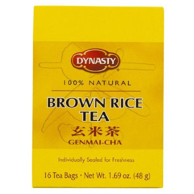 Dynasty Tea, Brown Rice, 1.69 Ounce (Pack of 6)