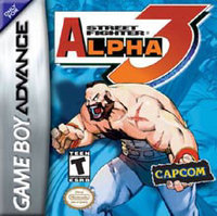 Capcom Street Fighter Alpha 3