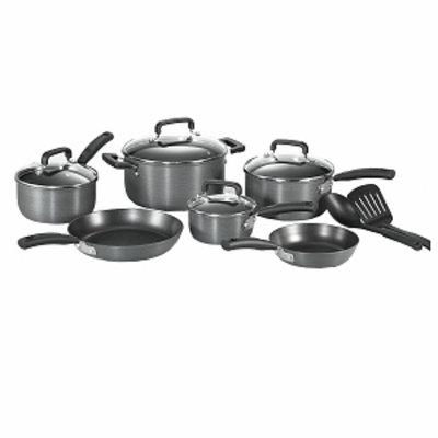 T-Fal Signature Hard Anodized 12-piece Cookware Set
