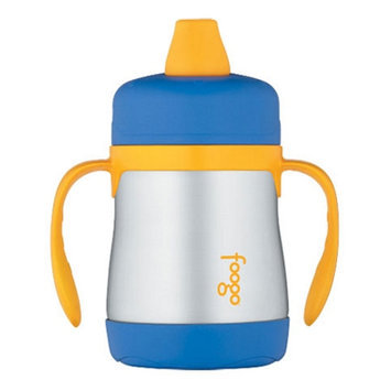 Thermos Foogo Vacuum Insulated Soft Spout Sippy Cup