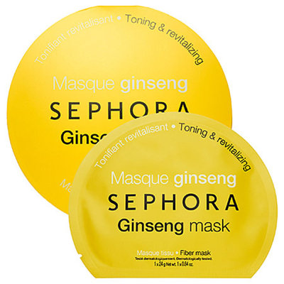 SEPHORA COLLECTION Ginseng mask - Toning & revitalizing 0.84 oz