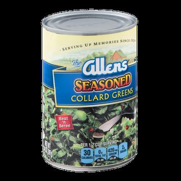 The Allens Seasoned Collard Greens