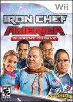 Destineer Iron Chef America: Supreme Cuisine