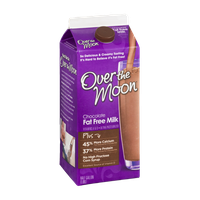 Over The Moon Fat Free Milk Chocolate