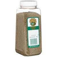 Spice Classics Sage, Rubbled, 6-Ounce Plastic Bottles (Pack of 3)