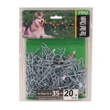 PDQ Dog Tie Out Chain 20ft (27220)