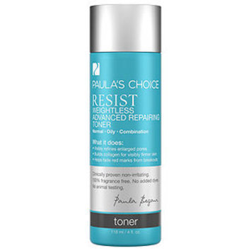 Paula's Choice Resist Paula's Choice RESIST Resist Weightless Advanced Repairing Toner, 4 oz