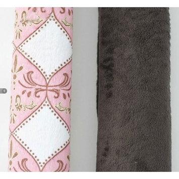 Go Mama Go Designs Wonder Bumpers Damask Pink