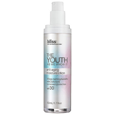 Bliss Youth As We Know It Moisture Lotion SPF 30