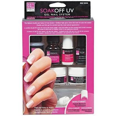 Nail Bliss Pro Soak Off UV Gel Nail Kit