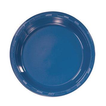 Hanna K Signature Hanna K. Signature 82270 7 in. Blue Plastic Plate - 600 Per Case