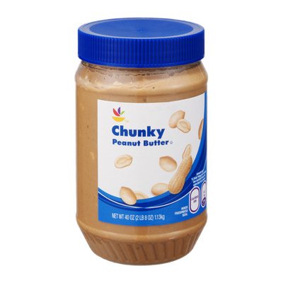 Ahold Chunky Peanut Butter