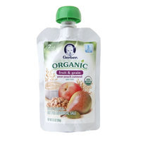 Gerber 2nd Foods Organic Pouches