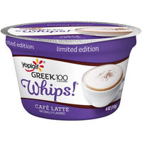 Yoplait® Greek 100 Calories Whips!® cafe Latte Yogurt Mousse