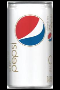 Pepsi® Caffeine Free Diet Soda