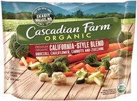 Cascadian Farm Organic California-Style Blend