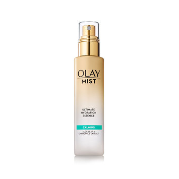 Olay Mist Ultimate Hydration Essence Calming With Aloe Leaf & Chamomile