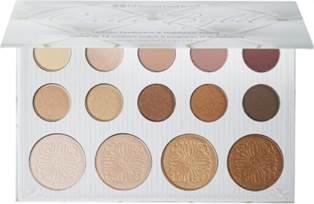 Carli Bybel 14 Color Eyeshadow & Highlighter Palette