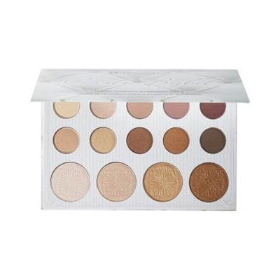 BH Cosmetics Carli Bybel 14 Color Eyeshadow & Highlighter Palette