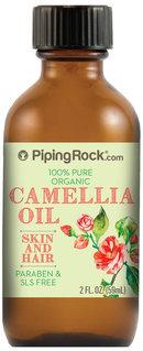 Camellia 100% Pure Oil 2 fl oz Cold Pressed