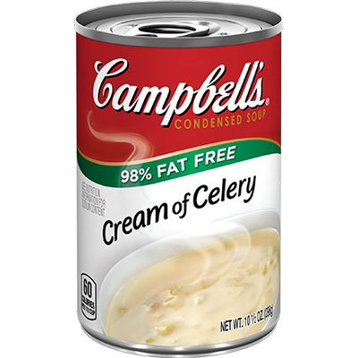 Campbell's® 98% Fat Free Cream of Celery Soup