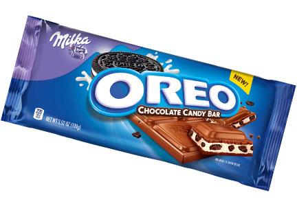 Nabisco Oreo - Milka - Chocolate Candy Bar