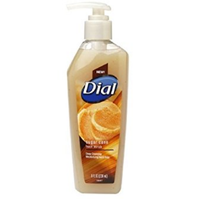 Dial® Sugar Cane Husk Scrub Hand Soap