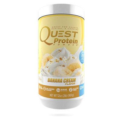 QUEST NUTRITION Banana Cream Protein Powder