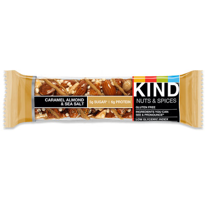 KIND® Caramel Almond & Sea Salt
