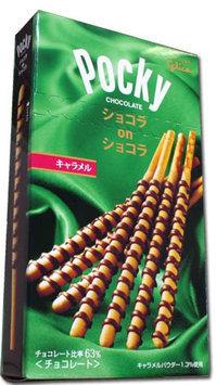 Caramel Chocolate Pocky