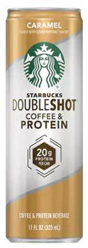 STARBUCKS® Doubleshot® Protein Caramel