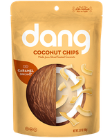 Dang Toasted Coconut Chips Caramel Sea Salt