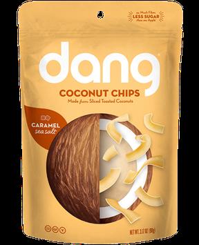 Dang Toasted Coconut Chips Caramel Sea Salt