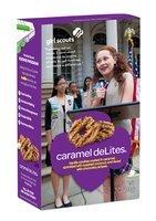 Caramel deLites/Samoas Girl Scout Cookies