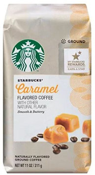 STARBUCKS® Caramel Smooth & Buttery Ground
