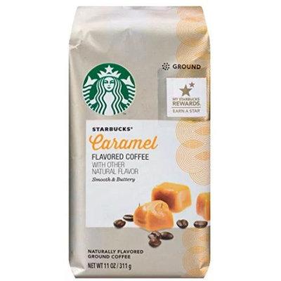 STARBUCKS® Caramel Smooth & Buttery Ground