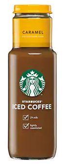 STARBUCKS® Caramel Iced Coffee