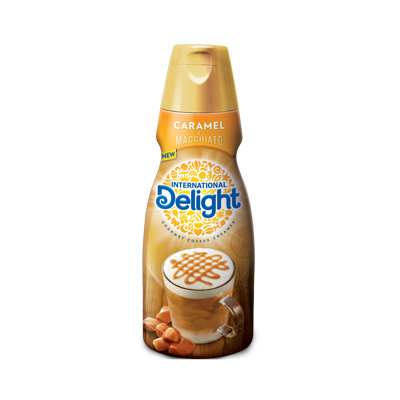 International Delight Caramel Macchiato Gourmet Coffee Creamer